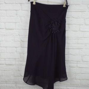 Fenn Wright Manson Skirts - $10 Deal! Fenn Wright Manson purple flower skirt